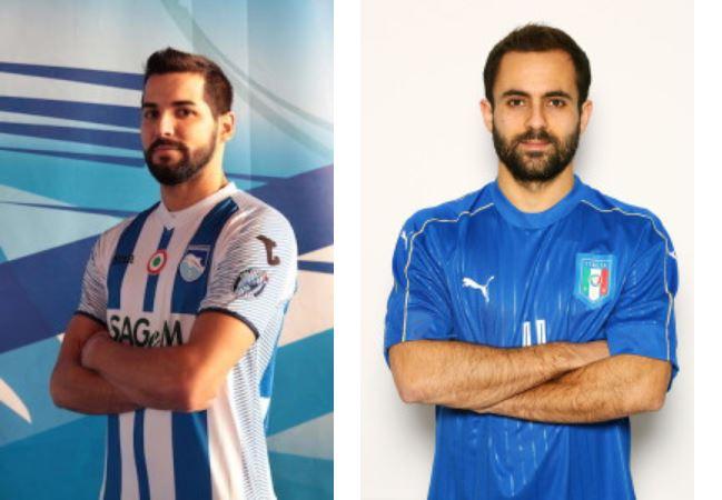 Mauro Canal e Ricardo Caputo
