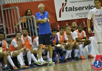 Si avvicina l'esordio ufficiale: sabato Italservice in laguna per la Coppa Divisione