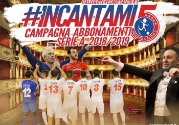 #INCANTAMI: il video della campagna abbonamenti realizzato da Rossini Tv