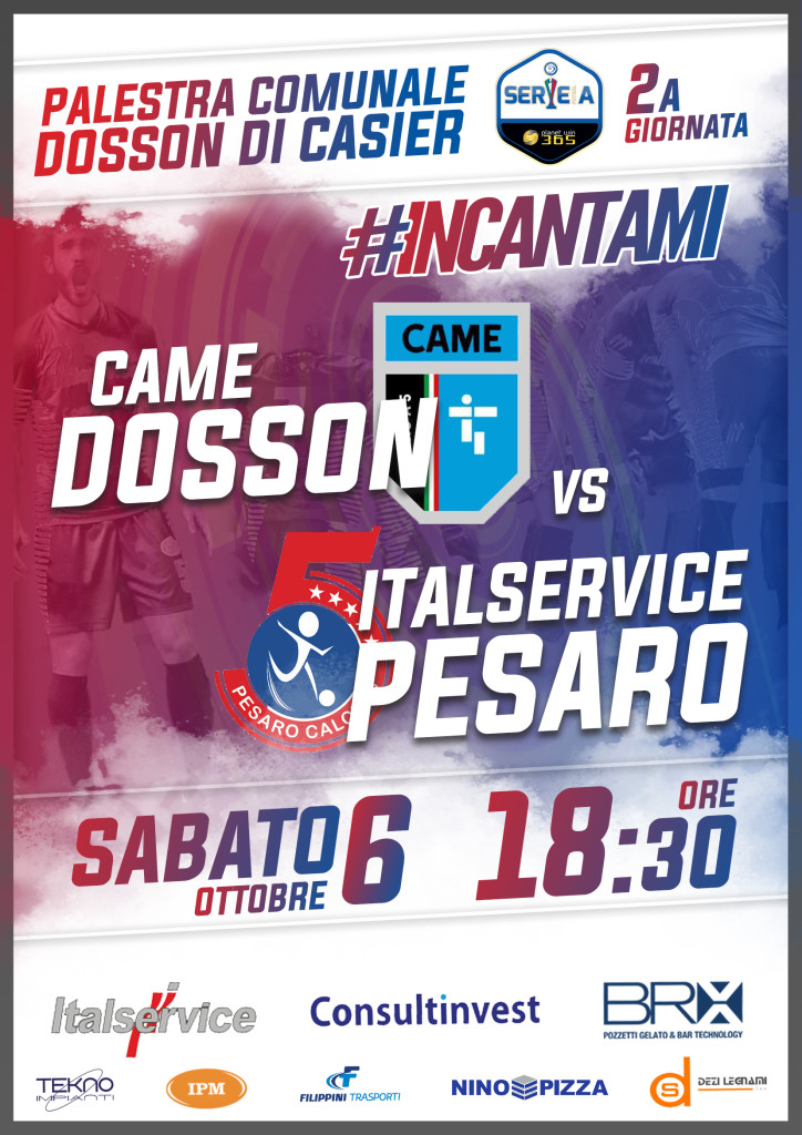 2 Came-Dosson-Italservice-Pesaro-Locandina