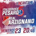 8 ITALSERVICE-ARZIGNANO LOCANDINA