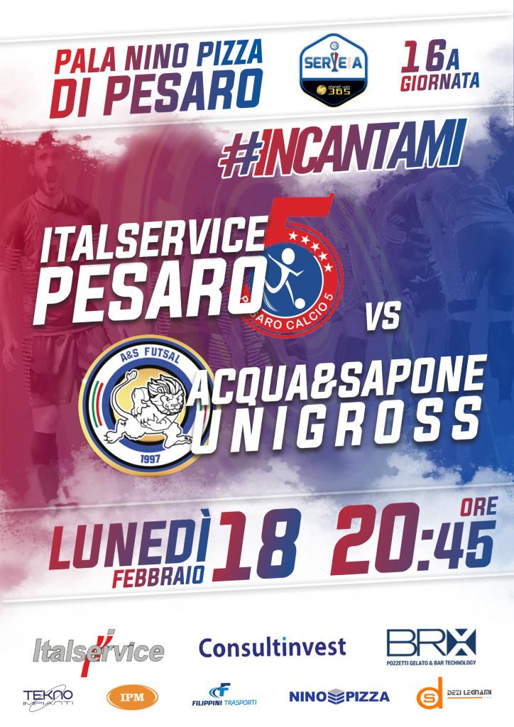16 - ITALSERVICE-ACQUA&SAPONE locandina