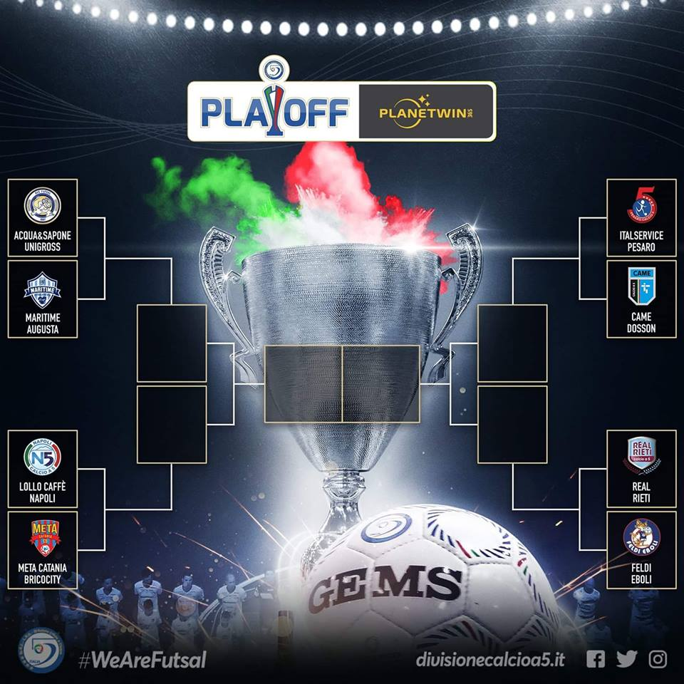Playoff Scudetto - TABELLONE