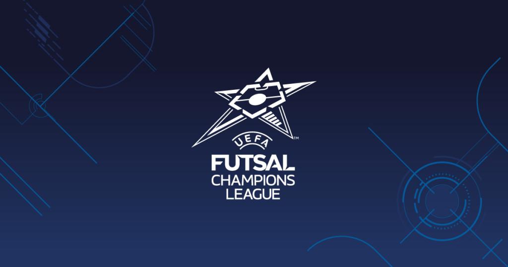 uefa futsal Champions League logo