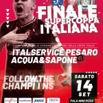 2019_09_14 Italservice Pesaro-Acqua&Sapone SUPERCOPPA