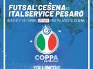 Coppa Divisione, stasera l'Italservice a Cesena (ore 20.45, diretta Fb)