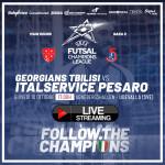 2019_10_10-GEORGIANS-PESARO - diretta streaming