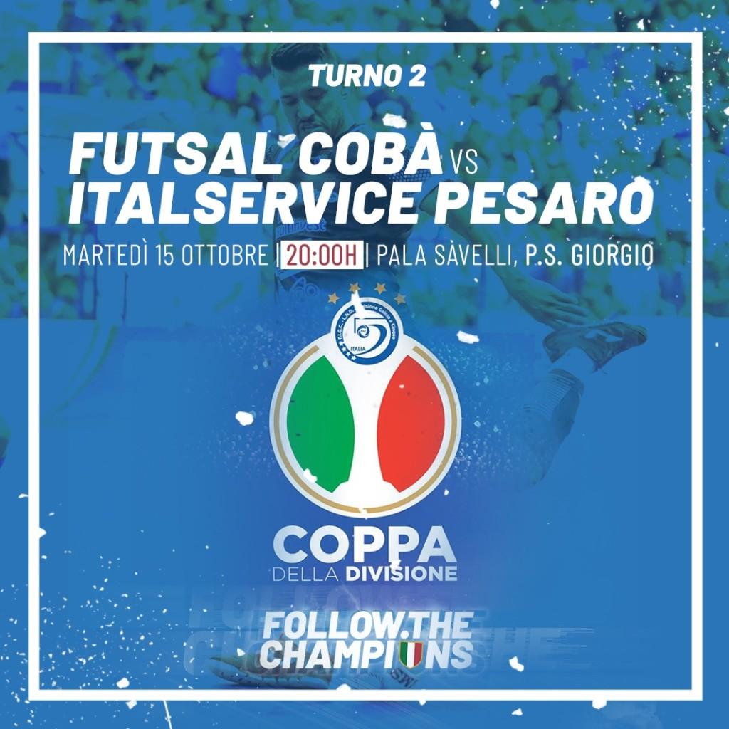 Cobà-Italservice Pesaro