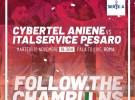 Domani visita alla Cyberte Aniene, l'Italservice vuole il riscatto immediato