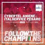 Cybertel Aniene-Italservice Pesaro