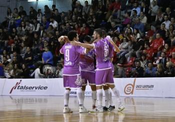 Torna e vince l'Italservice in campionato: 5-4 al Latina con brivido finale