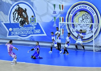 Italservice kappao a Pescara, prima sconfitta stagionale per mano dell'Acqua&Sapone