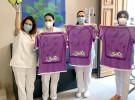 """Il laboratorio """"Città di Pesaro"""" dà il responso: """"Tutti negativi"""". E le infermiere ricevono in """"cambio"""" un bel regalo…"""