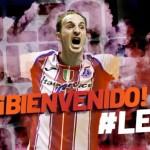 Leandro Cuzzolino bienvenido