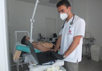 Visite mediche tutte ok, grazie al Centro Arcadia di Fano e al Dott. Camilli