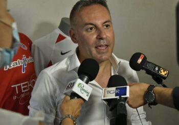 """Lorenzo Pizza: """"Palasport e palloni: dobbiamo rimediare con urgenza"""""""