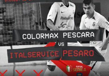 Sorpresona, si gioca! Giovedì alle 20.45 c'è Pescara-Italservice in diretta su Rai Sport