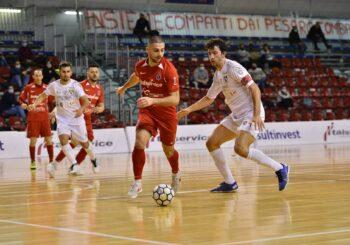 Settimana di stop per la Serie A: Marcelinho e Fortini impegnati con la maglia dell'Italia