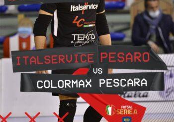 Nuovo impegno per l'Italservice: domani al Pala Pizza arriva la Colormax (ore 20)