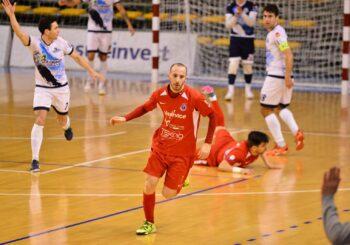 Cuzzolino-boom, Borruto-double: così l'Italservice batte 3 a 2 il Pescara