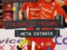"""Special Friday: alle 17 c'è Italservice-Meta Catania. Patron Pizza: """"Vogliamo vincere ancora, anche in futuro"""""""