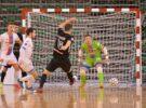 L'Italservice batte anche il Catania 3-0. Nona vittoria e primato per una notte