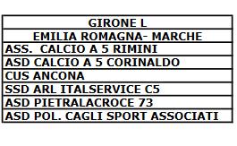 Ecco girone e calendario della U19 guidata da Stefano Ravoni con la collaborazione di Massimo Fabini