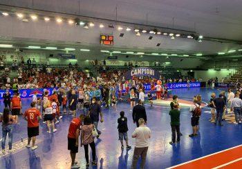 Italservice, bentornata in paradiso: Pesaro batte Catania ed è campione d'Italia!