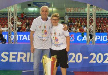 """Il vicepresidente Giovanni Baldelli tra passato, presente e futuro: """"Il sogno sono le Final Four di Champions"""""""