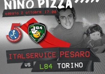 Ecco il 15^ Memorial Nino Pizza: domani ospite la L84 al PalaFiera