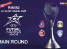 Champions League, giovedì alle 11.00 conferenza di presentazione all'RDS Stadium di Rimini