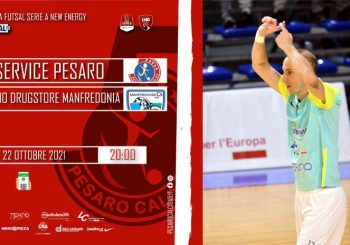 La Champions può aspettare, servono 3 punti: stasera arriva il Manfredonia (ore 20)